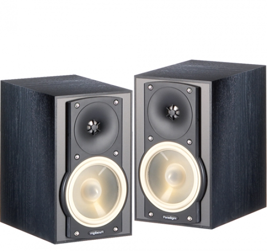 Paradigm Atom V6 Bookshelf Speakers Photo