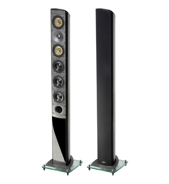 Paradigm Millenia LP XL and LP 2 Speakers and Seismic 110 ...