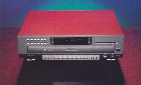 Philips CDC-935 CD-changer photo