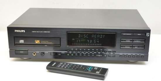 Philips CD850 mkII CD-player photo