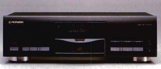Pioneer PD-S802 CD-player photo
