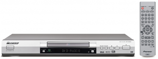 dvd player pioneer dv 565a review and test. Black Bedroom Furniture Sets. Home Design Ideas