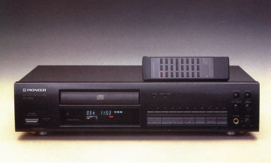 Pioneer PD-204 CD-player photo