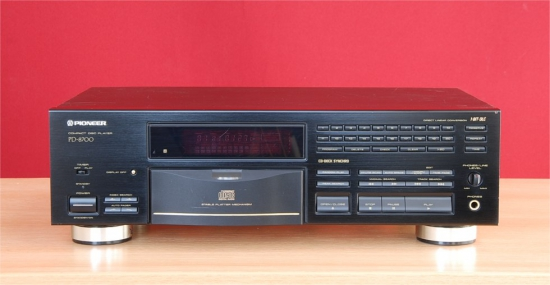 Pioneer PD-8700 CD-player photo