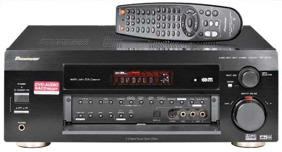 Pioneer Vsx D811s Av Receiver Review And Test