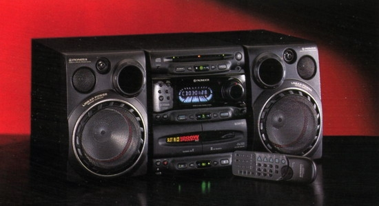 Pioneer X P360s Mini Stereo System Review And Test