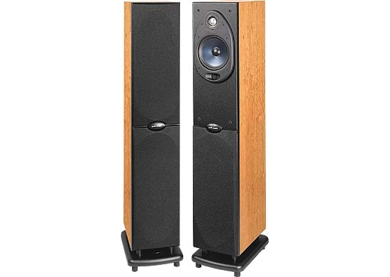 Polk Audio RT1000i Floor standing speakers review and test