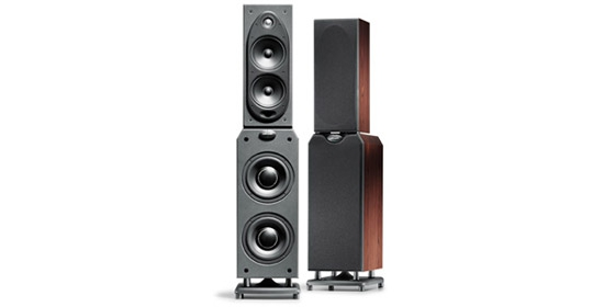 Polk Audio Rt3000p Floor Standing Speakers Review  Test  Price