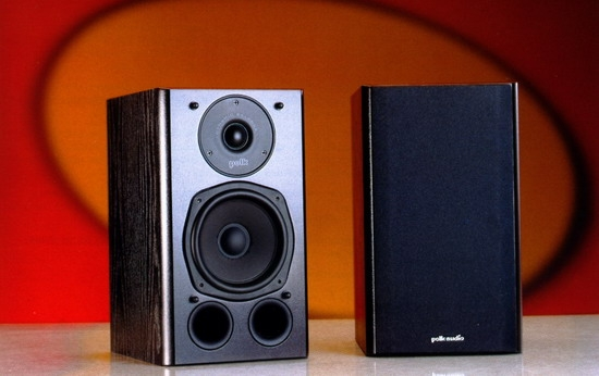 Polk Audio Rt3 Bookshelf Speakers Review And Test