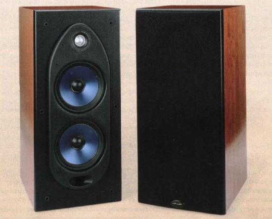 Polk Audio RT55i Bookshelf Speakers Photo