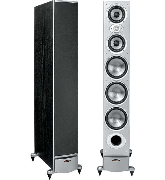 Polk Audio RTi12 Floor standing speakers review and test