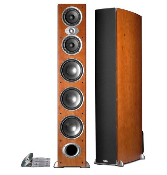 polk audio rti a9 floor standing speakers review and test Parallel Speaker Wiring Diagram polk audio rti a9 floor standing speakers photo