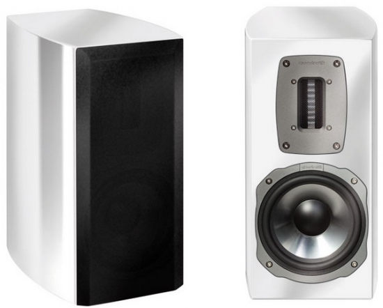Quadral Chromium Style Bookshelf Speakers Review And Test
