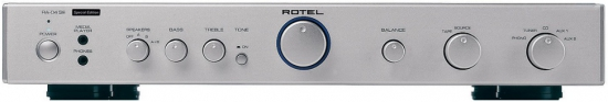 Rotel RA-04 SE Amplifier review and test