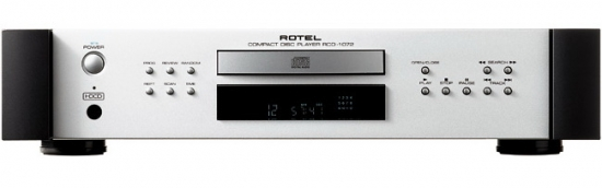 rotel rcd 1072 cd player review and test. Black Bedroom Furniture Sets. Home Design Ideas