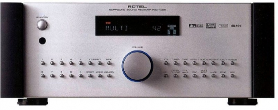 Rotel RSX-1056 AV-receiver photo