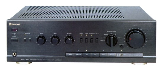 Sherwood AX 7030R Amplifier photo