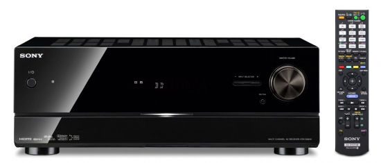 Sony STR-DN610 AV-receiver photo