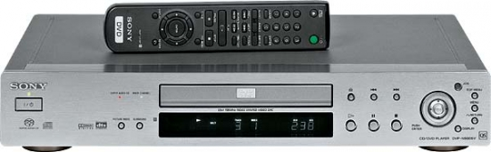 dvd player sony dvp ns905v s review and test. Black Bedroom Furniture Sets. Home Design Ideas