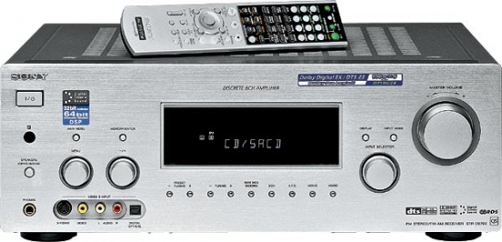 sony str db790 av receiver review and test. Black Bedroom Furniture Sets. Home Design Ideas