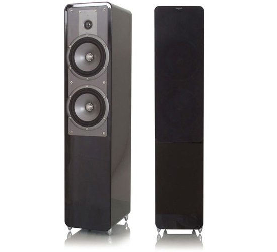 Speaker pair Tangent Clarity 8 review and test
