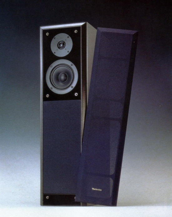 Technics SB-M500 Floor standing speakers photo