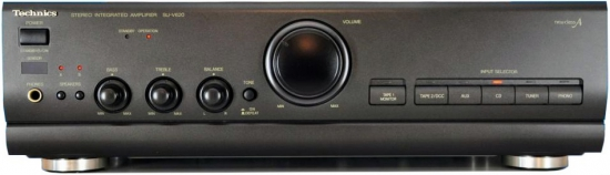 Technics Su V620 Amplifier Review And Test