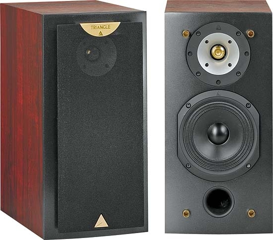 Triangle Titus Es Bookshelf Speakers Review And Test