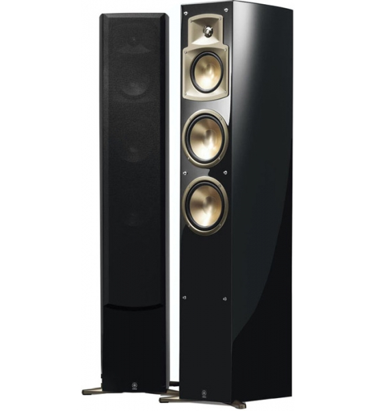 floor standing speakers yamaha ns 9900 review and test