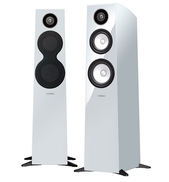 yamaha ns-f700 floor standing speakers review and test