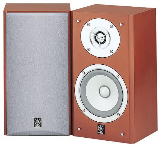 Yamaha NS M525 Bookshelf Speakers Photo
