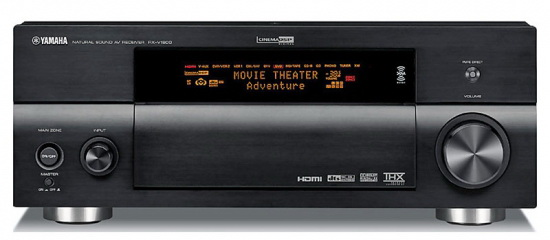 Yamaha rx v1600 av receiver review test price for Yamaha pure direct