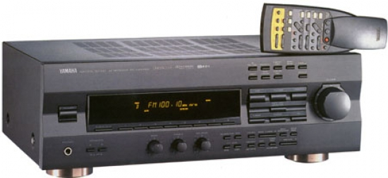 Yamaha rx v492 av receiver review test price for Yamaha rx v450 av receiver price