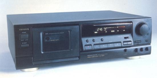 aiwa ad f850 cassette deck review test price rh hifi review com F950 Ford Custom Trucks 2013 F850 Dump