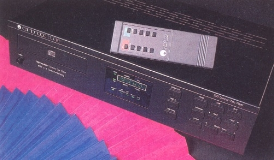 Cambridge Audio CD3 CD-player photo