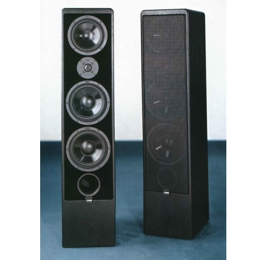 Canton Ergo 92 DC Floor standing speakers review and test