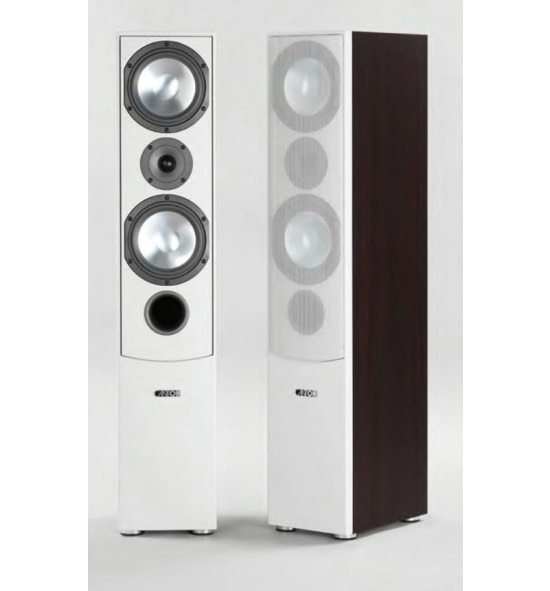 Canton GLE 470 Floor standing speakers review and test
