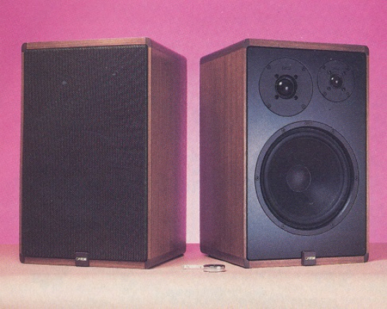 Canton Chrono 502 Bookshelf Loudspeakers - Audiophile