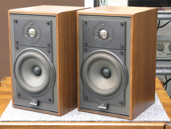 Celestion 3 Bookshelf Speakers Photo