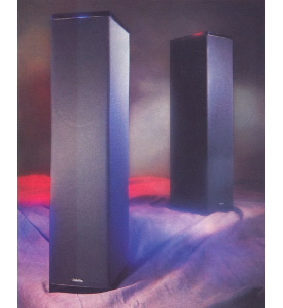 Definitive Technology Dr7 Tower Floor Standing Speakers