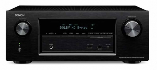 Denon AVR-X2100W AV-receiver photo