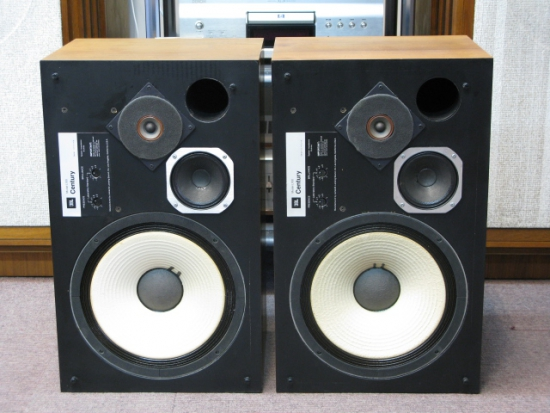 Jbl L100 Century Floor Standing Speakers Review Test Price