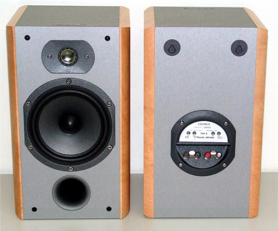 Focal JMLab Chorus 706 S Bookshelf Speakers Review And Test