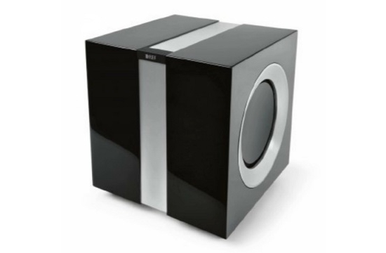 KEF R400b Subwoofer review, test, price