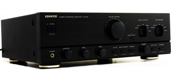 Kenwood KA-7010 Amplifier photo