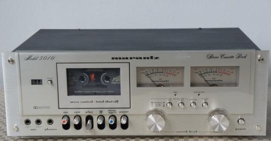 Marantz 5010 Cassette Deck review, test, price