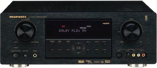 Marantz SR4001 AV-receiver review and test