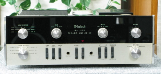 McIntosh MA5100 Amplifier photo