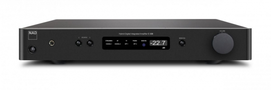 Amplifier NAD C338 review and test