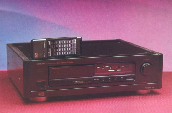 Onkyo DX-G10 CD-player photo